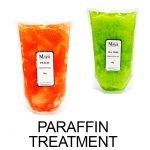 paraffin treatment