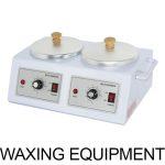 waxing equipment